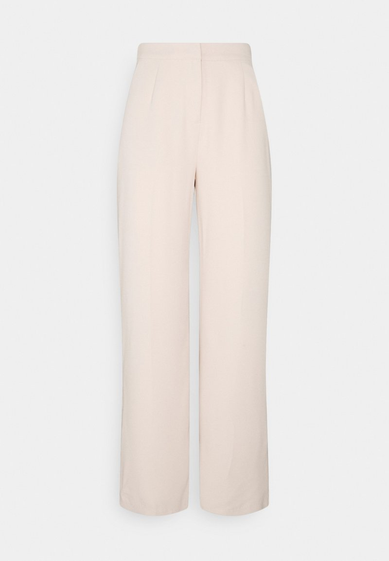 Nly by Nelly - MY FAVOURITE PANTS - Bukse - beige
