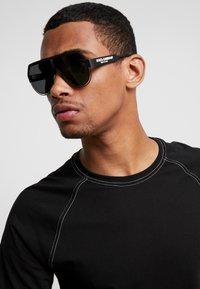 Dolce&Gabbana - Solglasögon - matte black - 1