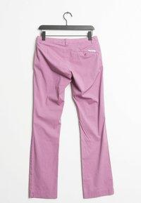 Peak Performance - Trousers - purple - 1