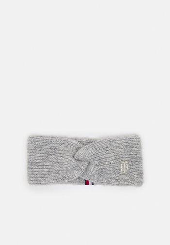 EFFORTLESS HEADBAND - Ear warmers - light grey heather