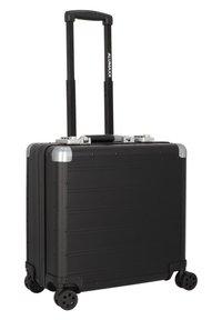Alumaxx - GEMINI - Luggage - schwarz matt - 2