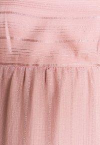 Forever New - FAITH TIERED MIDI DRESS - Maxi dress - blush - 5