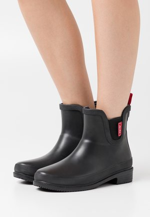 TAAI BOTTEN ECO - Wellies - black
