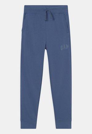 BOYS FRANCHISE LOGO - Spodnie treningowe - chrome blue