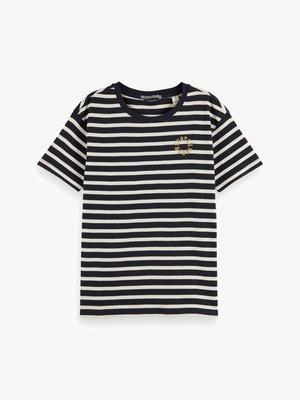 STRIPED TEE - Print T-shirt - combo