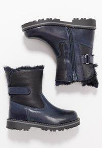 Friboo - Kotníkové boty - dark blue - 0