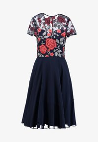 Chi Chi London - MERYN DRESS - Sukienka koktajlowa - navy - 5