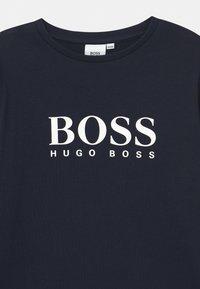 BOSS Kidswear - Top sdlouhým rukávem - navy - 2