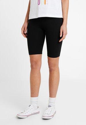 ONLLIVE LOVE CITY 2 PACK - Shorts - black