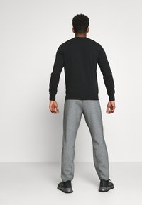 LNDR - TECH PREME TRACKPANT - Tracksuit bottoms - grey marl - 2