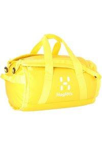 Haglöfs - LAVA 50 - Holdall - sulphur yellow - 1