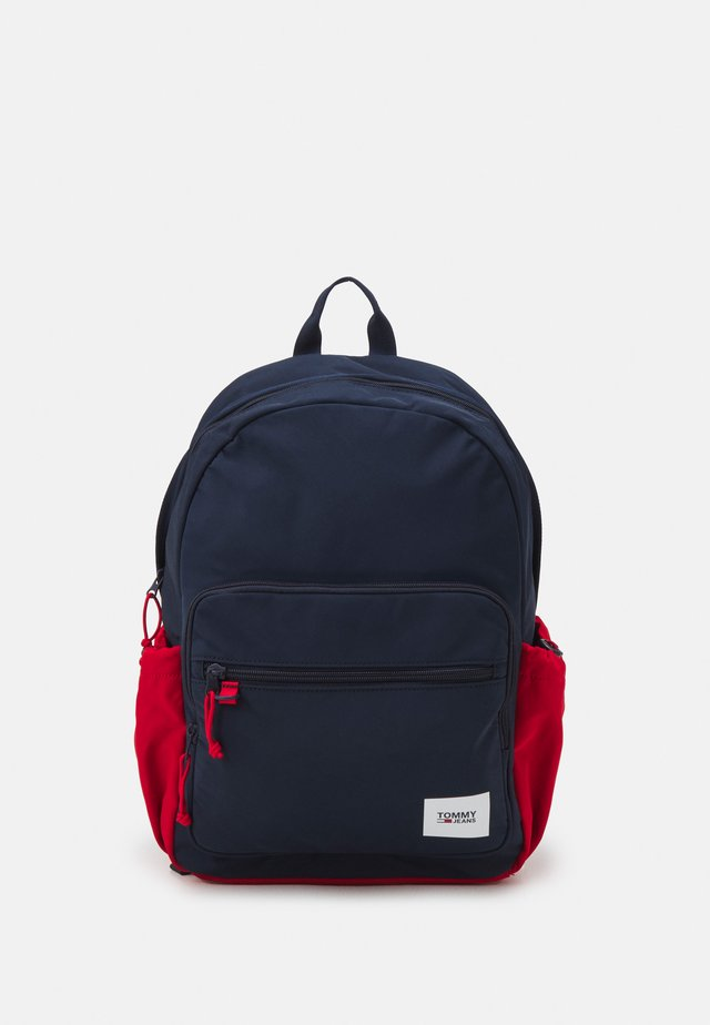 URBAN ESSENTIALS BACKPACK UNISEX - Batoh - blue
