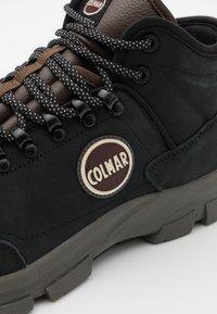 Colmar Originals - COOPER - Sneakers hoog - black - 5