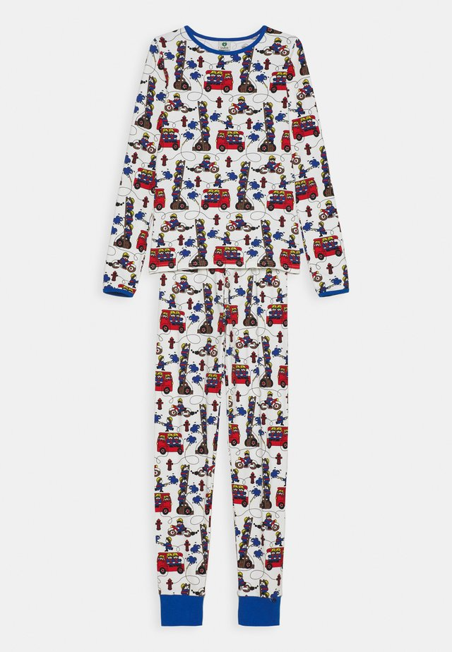 NIGHTWEAR FIRETRUCK - Pyjama set - cream