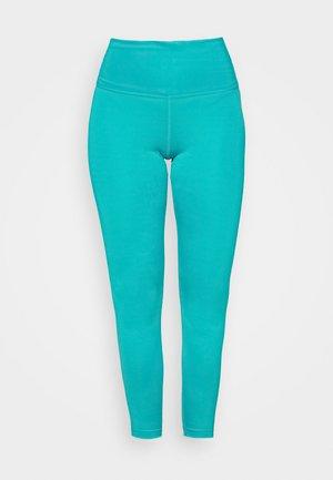 THE YOGA 7/8  - Collants - aquamarine/bright spruce