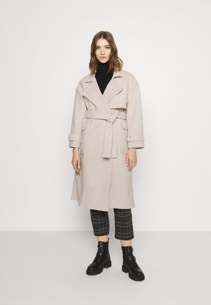 COURTNEY - Trenchcoat - stone
