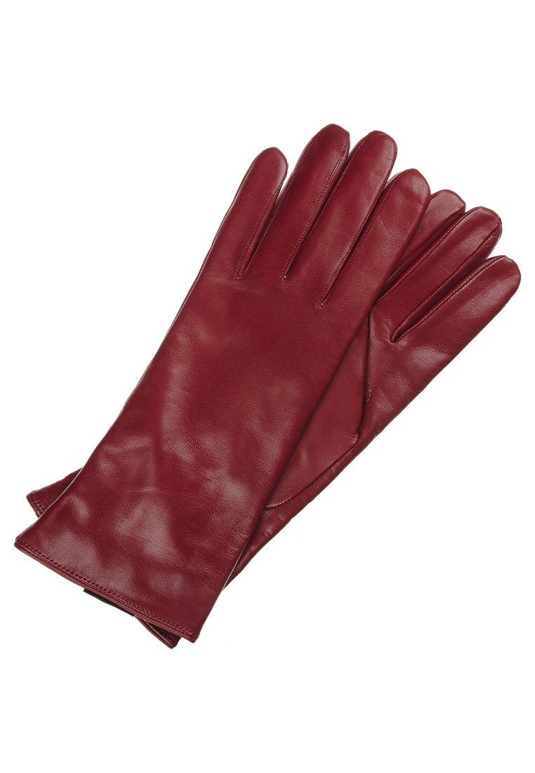 Roeckl - EDELKLASSIKER - Gloves - red/beige