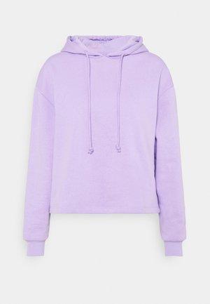 PCCHILLI HOODIE - Hoodie - lavendar