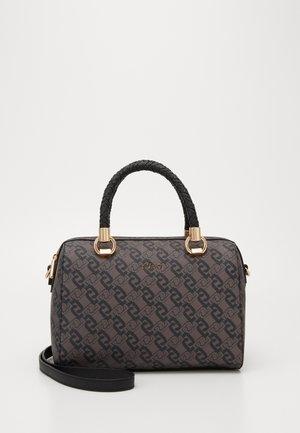 Handbag - khaki brown