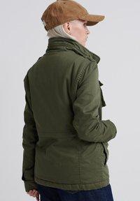 Superdry - Summer jacket - chive - 2