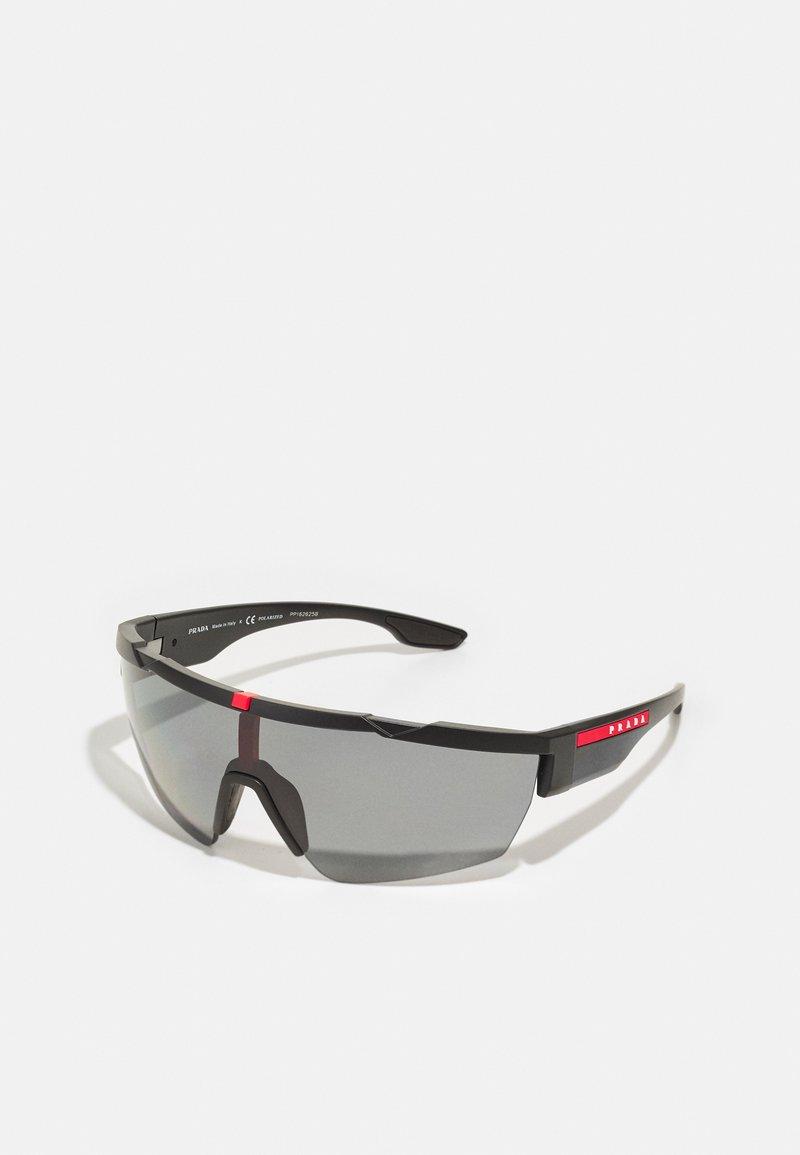 Prada Linea Rossa - Sunglasses - black rubber