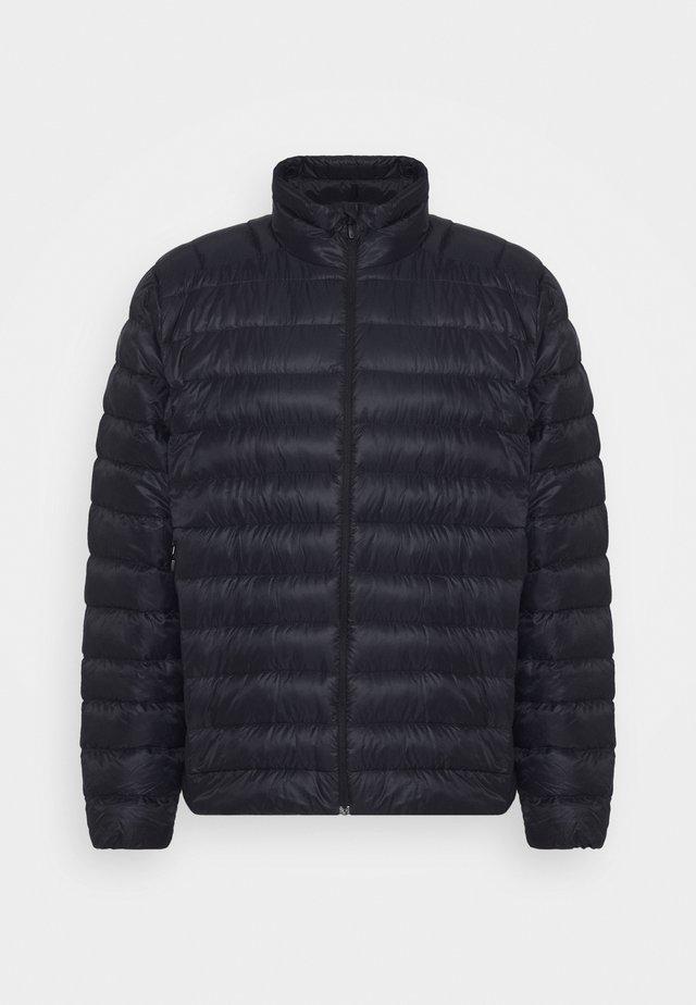 LIGHTWEIGHT JACKET - Gewatteerde jas - black