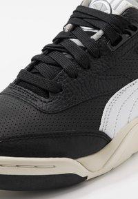 Puma - PALACE GUARD CORE - Trainers - black/whisper white/high rise/white - 5