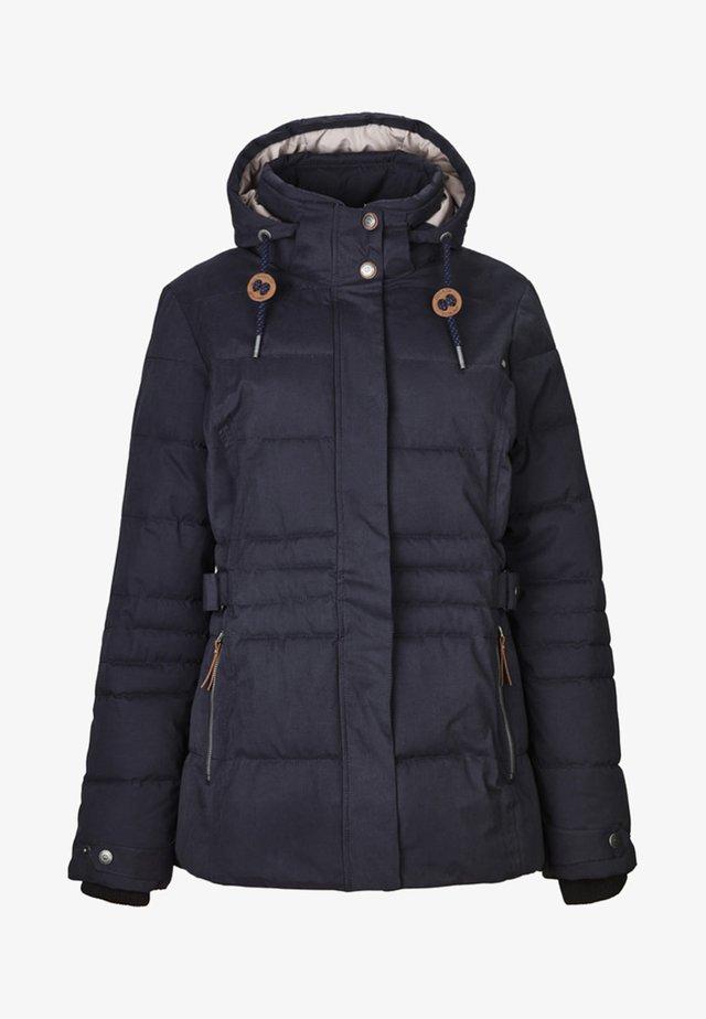 ADDANA - Outdoor jacket - blue
