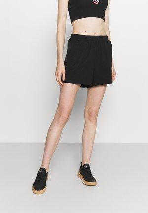 ELLA SHORTS - Pantaloncini sportivi - black