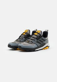adidas Performance - TERREX TRAILMAKER WINTER.RDY  - Hikingschuh - metallic grey/core black/legend earth - 1