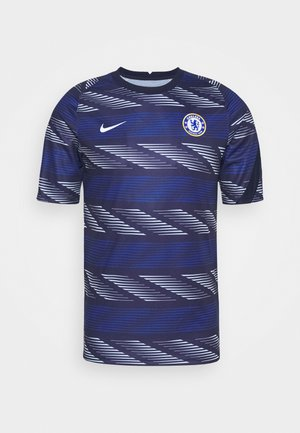 CHELSEA LONDON - Club wear - cobalt tint/white