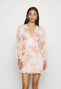 Forever New - BLOUSON MINI DRESS - Day dress - orange - 0