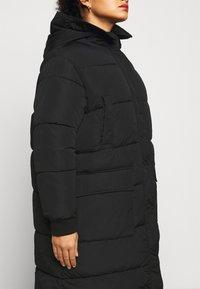 Pieces Curve - PCSEVIGNE PADDED JACKET - Winter coat - black - 5