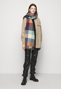 Holzweiler - DIPPER CHECK  - Scarf - multi-coloured - 0