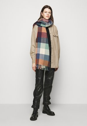 DIPPER CHECK  - Scarf - multi-coloured