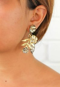 Bombay Sunset - FORGET-ME-NOT - Earrings - golden - 1