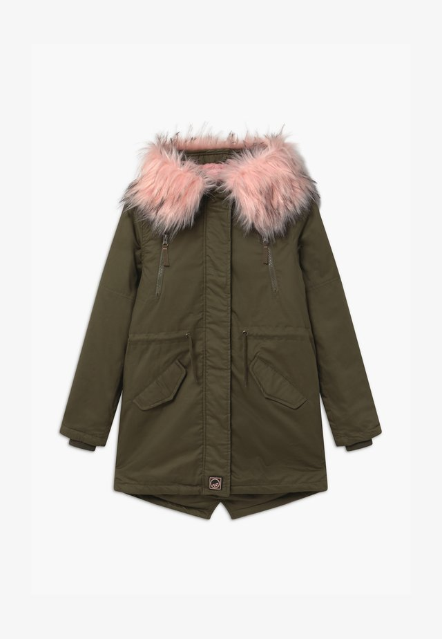 TEEN GIRLS - Veste d'hiver - olive night