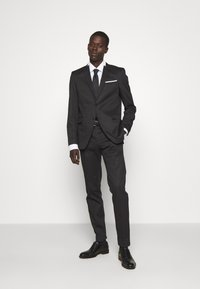 KARL LAGERFELD - SUIT VIBRANT - Completo - black - 1