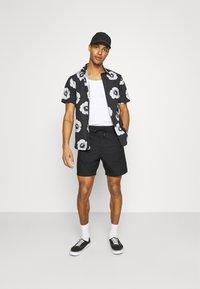 G-Star - SPORT TRAINER  - Shorts - dk black - 1