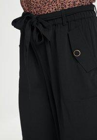 Kaffe - Shorts - black deep - 4