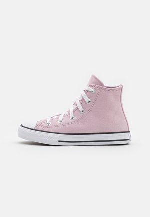 CHUCK TAYLOR ALL STAR SHIMMER  - High-top trainers - himalayan salt/white/black