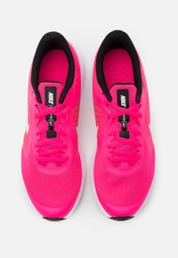 Nike Performance - DOWNSHIFTER - Neutral running shoes - hyper pink/white/black - 3