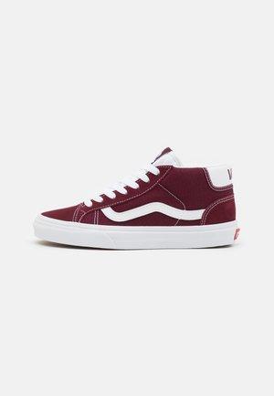 MID SKOOL 37 UNISEX - Sneakers hoog - port royale/true white