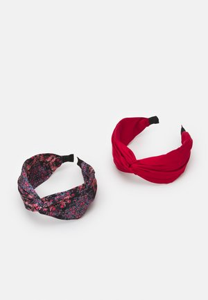2 PACK - Accessori capelli - multi-coloured/red