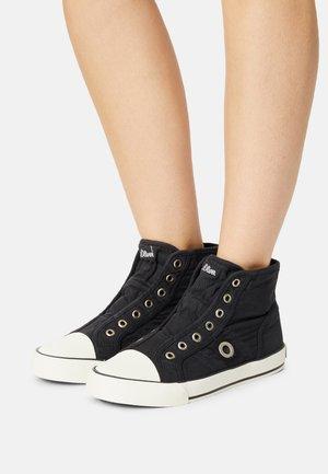 Sneakers hoog - navy