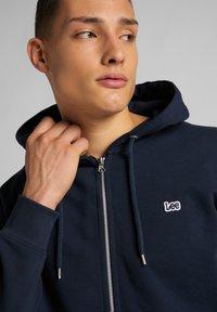 Lee - Zip-up hoodie - navy - 4