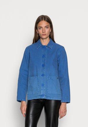 NINA WORKER JACKET - Spijkerjas - french blue