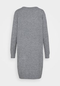 Vila - Jumper dress - medium grey melange - 1