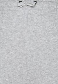 Even&Odd - HIGH WAISTED JOGGERS - Tracksuit bottoms - mottled light grey - 2