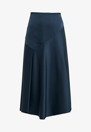 Áčková sukně - dark green